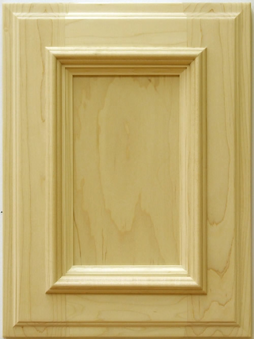 Benavon Kitchen Cabinet Door with applied moulding