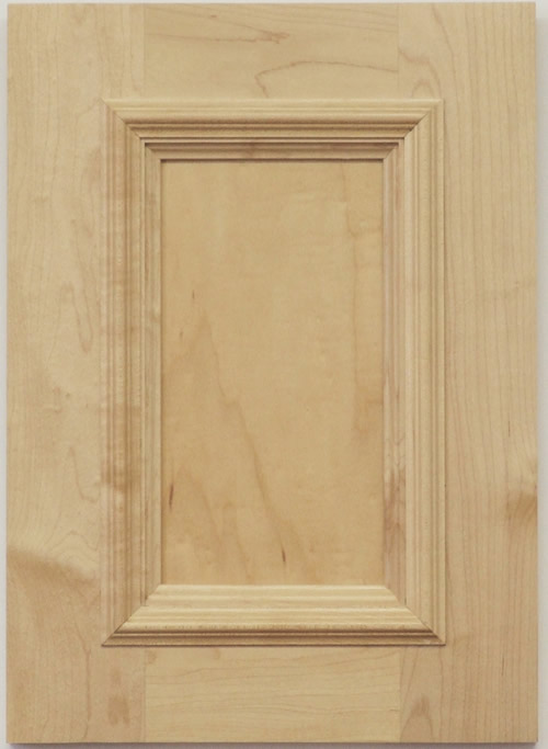 Fleming cabinet door with applied moulding