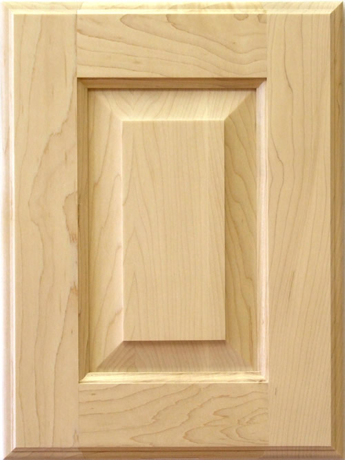 Hansel wide rail kitchen cabinet door by allstyle for Door rails and stiles
