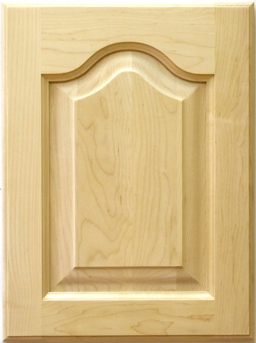 Allstyle Cabinet Doors : Erin Arched top raised panel door