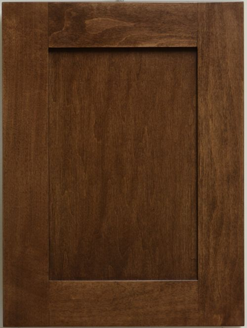 Black Walnut Stained Kitchen Cabinet Door By Allstyle