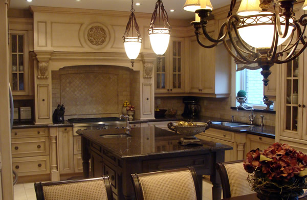 Allstyle Cabinet Doors : Sunshine Kitchen View 2