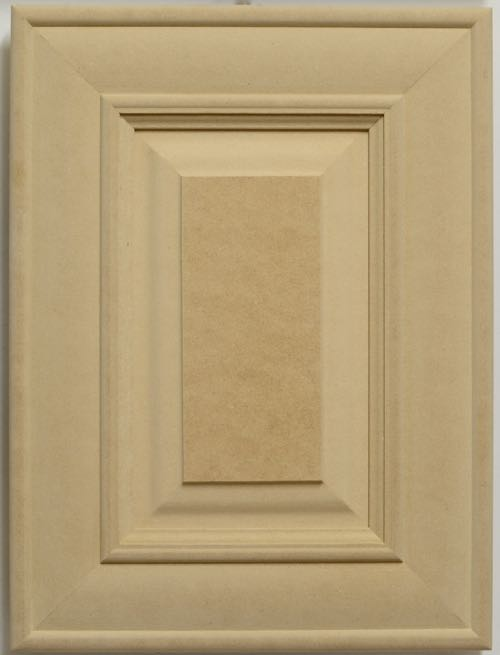 Allstyle Cabinet Doors: Banfield MDF Kitchen Cabinet Door five piece