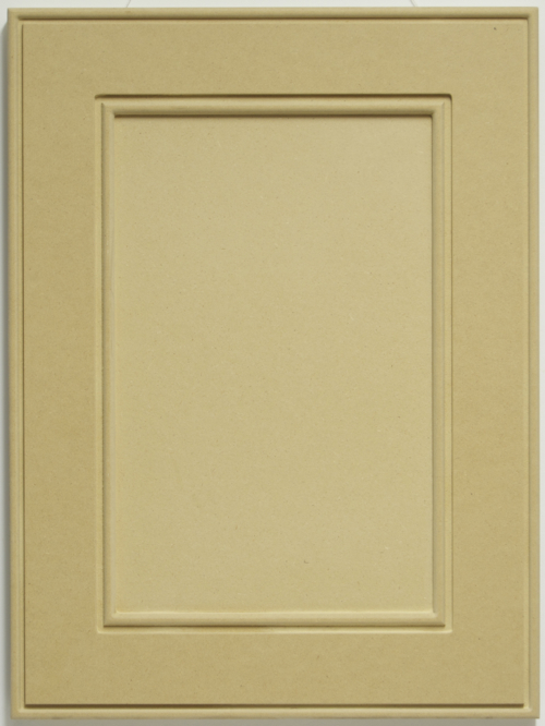 Colchester Mdf One Piece Routed Kitchen Cabinet Door By Allstyle