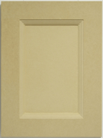 Mdf One Piece Routed Kitchen Cabinet Doors By Allstyle