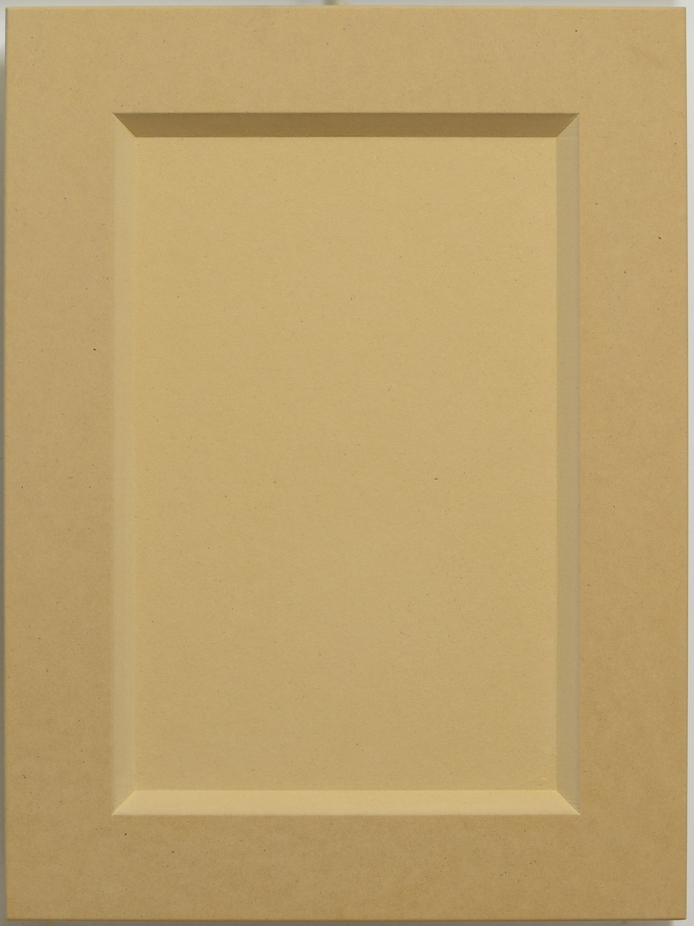 Allstyle Tilford Mdf Kitchen Cabinet Door Bevelled Inside Profile