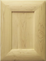 Tayside Flat Center Mitered Cabinet Door