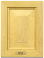 Allstyle Cabinet Doors: Pimlico Raised Panel Door