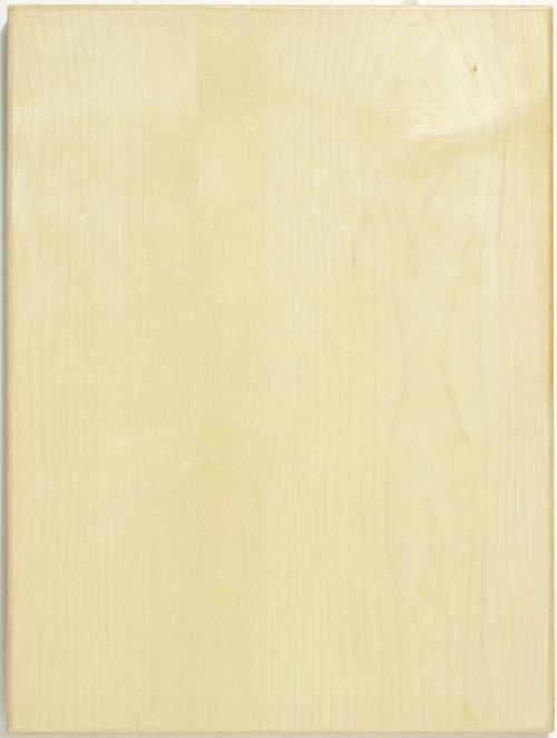Maple Veneer Slab Style Kitchen Cabinet Door By Allstyle