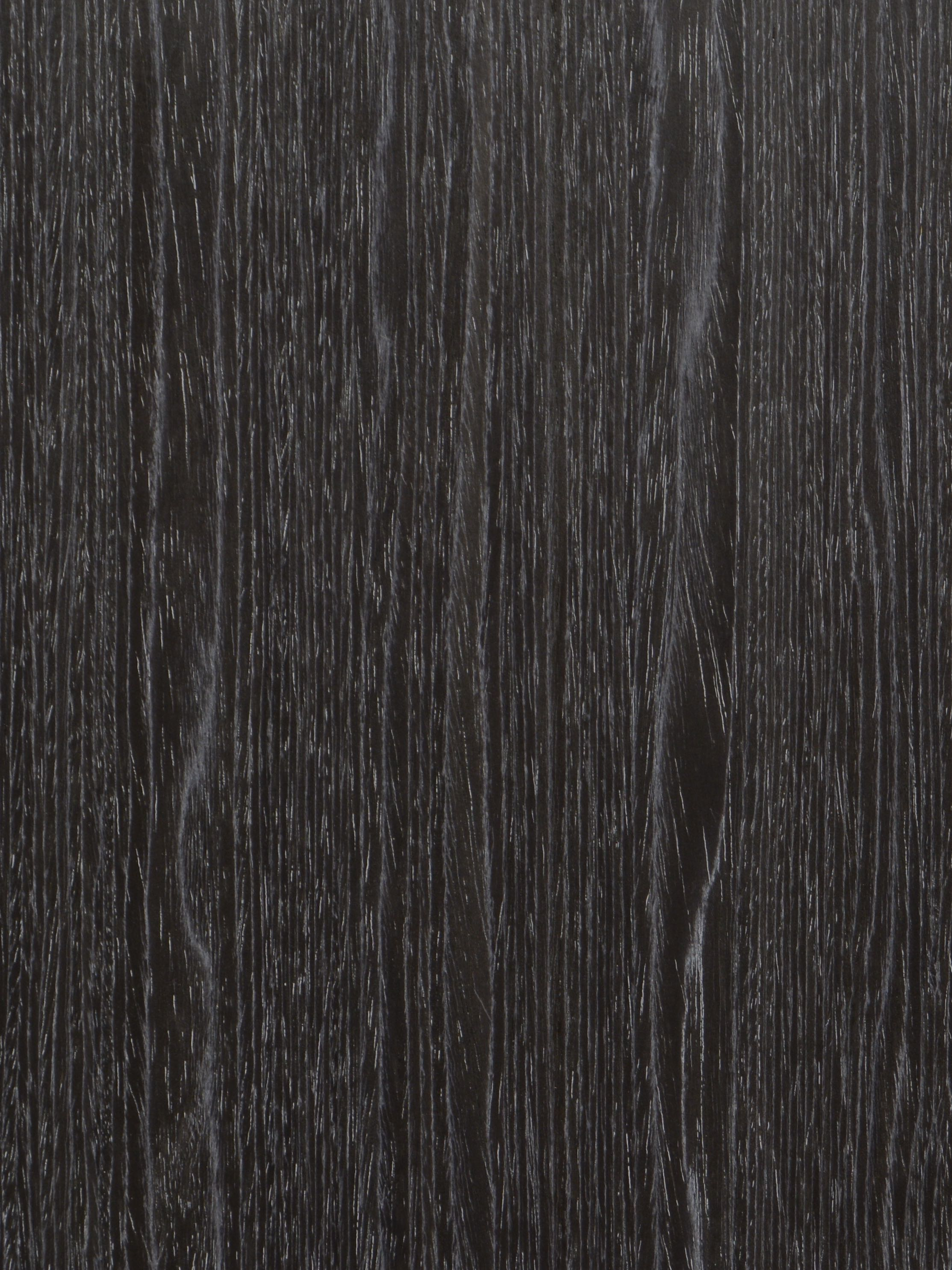 Allstyle Cabinet Doors Recon Veneer Black Oak Kitchen