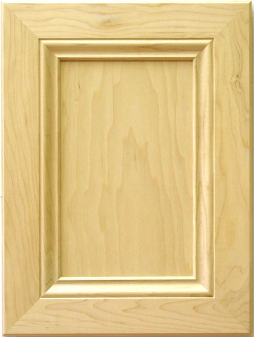 Anita mitered kitchen Cabinet Door in Maple