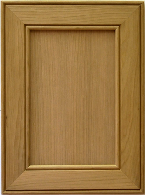 Colchester Cabinet Door in cherry unfinished
