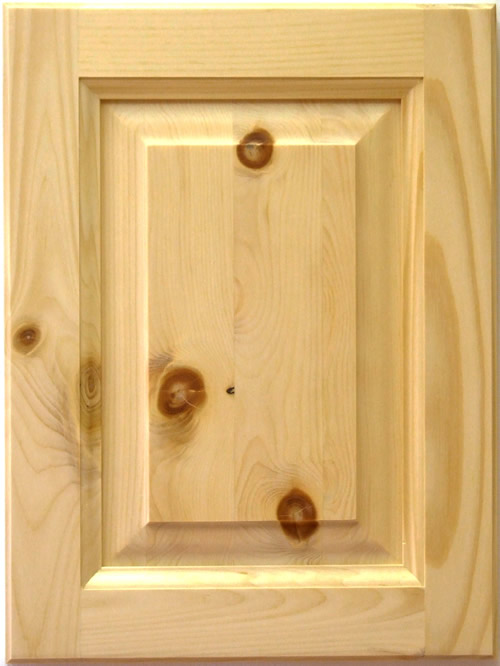 Tait Wood Kitchen Cabinet Door With A Raised Center Panel