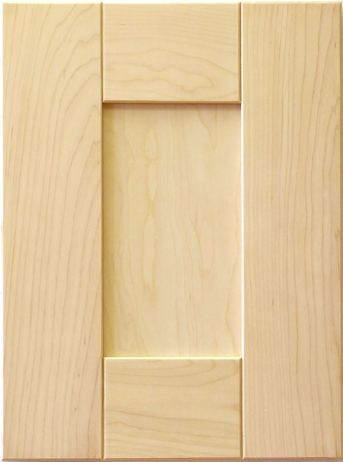 Sarmento Wide V Groove Shaker Cabinet Door By Allstyle