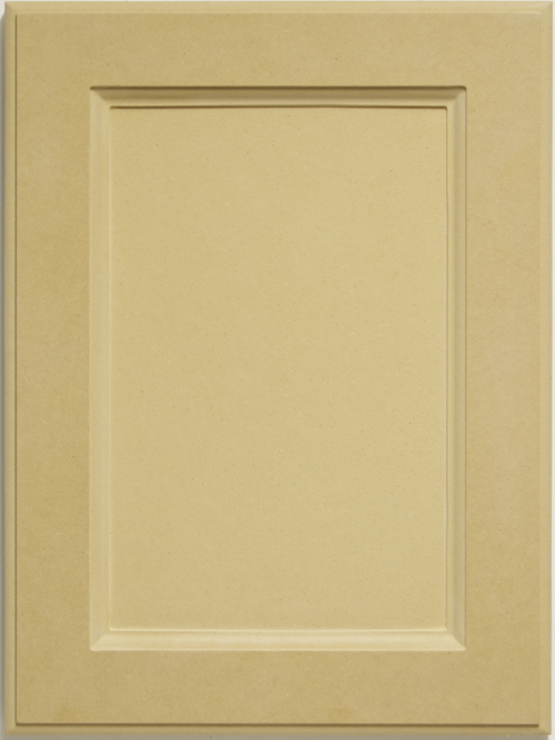 Beverly MDF cabinet door with ogee inside profile and flat center panel.