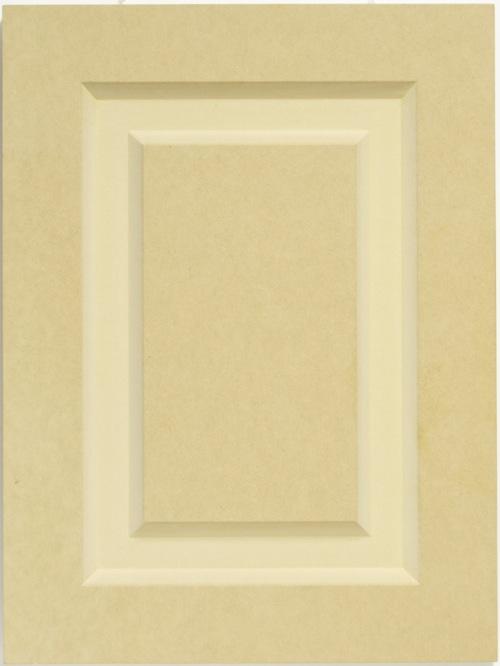 Shubert cabinet door in MDF