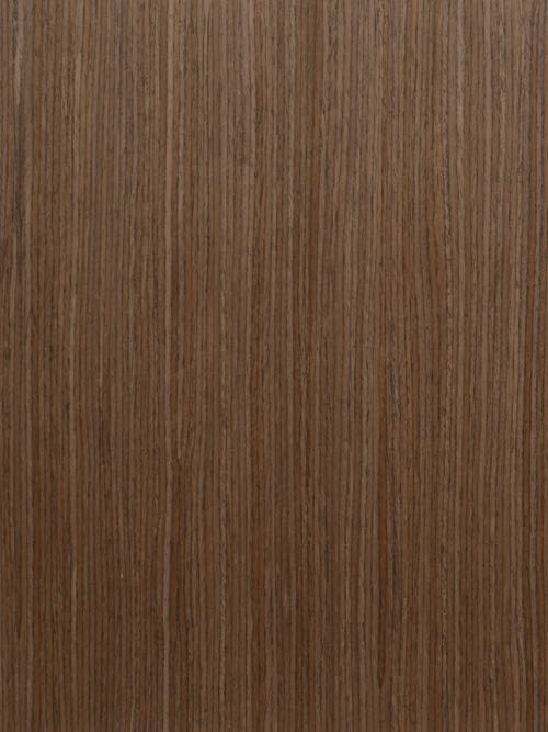 Quartered Walnut recon cabinet door in vertical grain